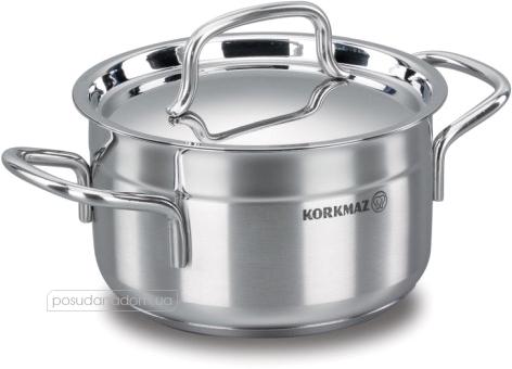 Кастрюля Korkmaz A1017 ALFA 2.5 л