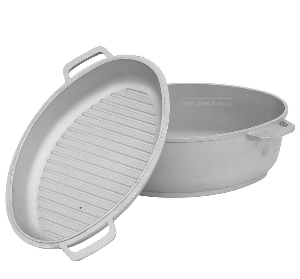 Гусятница Биол Г601 + сковорода-гриль 6 л, каталог