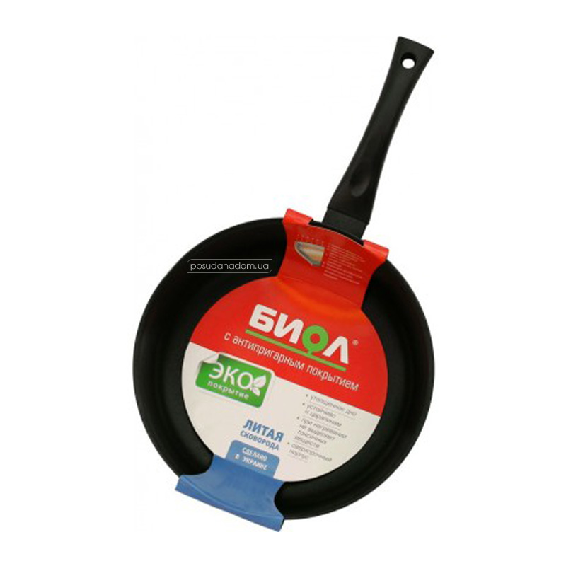 Сковорода Биол 2607П 26 см, недорого