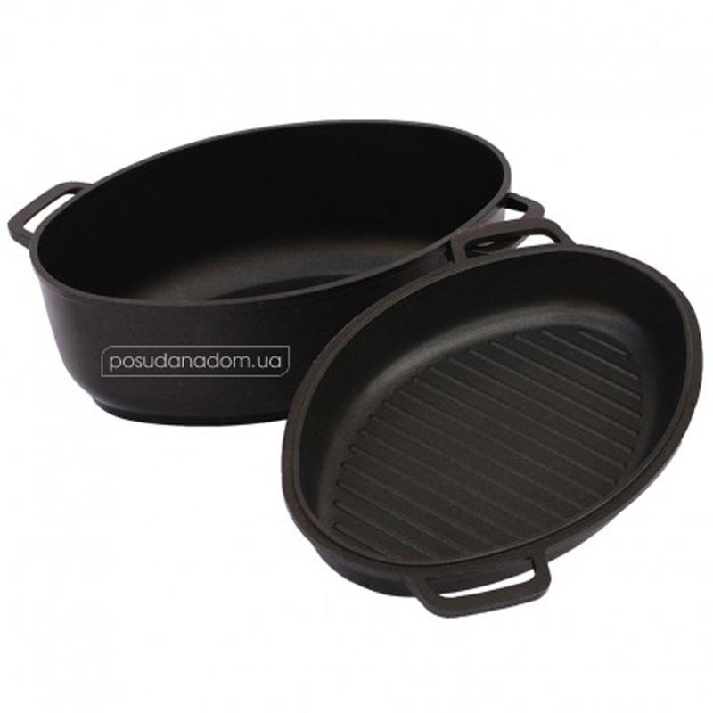 Гусятница Биол Г301П + крышка-сковорода 2.5 л, каталог