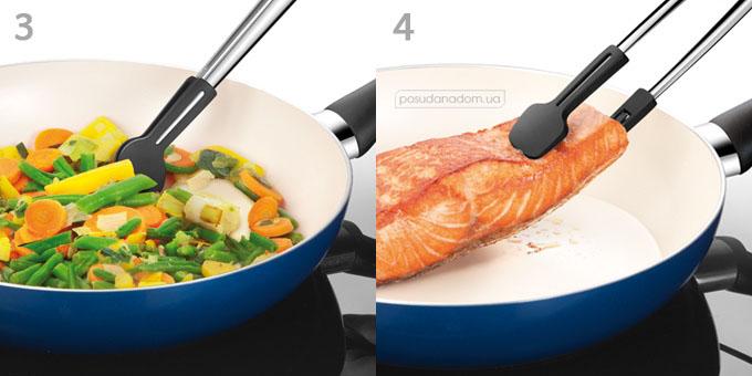 Многофункциональный кухонный пинцет Tescoma 420516 PRESTO, недорого