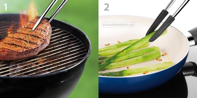 Многофункциональный кухонный пинцет Tescoma 420516 PRESTO, каталог