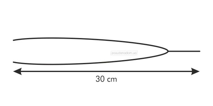 Многофункциональный кухонный пинцет Tescoma 420516 PRESTO акция