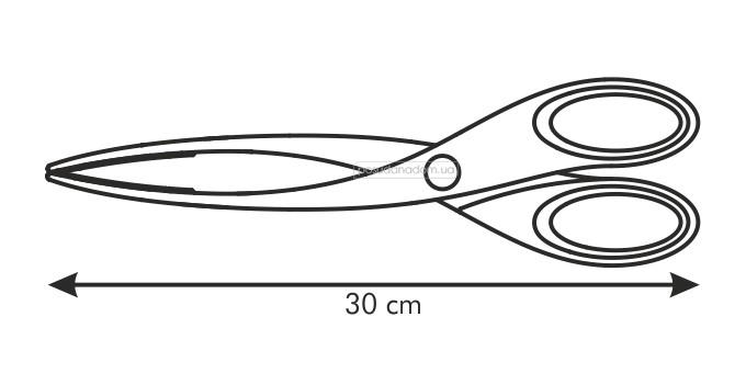 Сервировочный пинцет Tescoma 420627 PRESTO, цвет