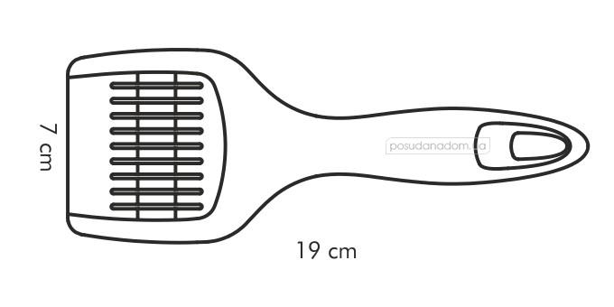 Нож для нарезки зелени Tescoma 420628 PRESTO, цвет