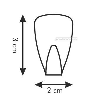 Клейкие крючки Tescoma 420836 PRESTO, недорого