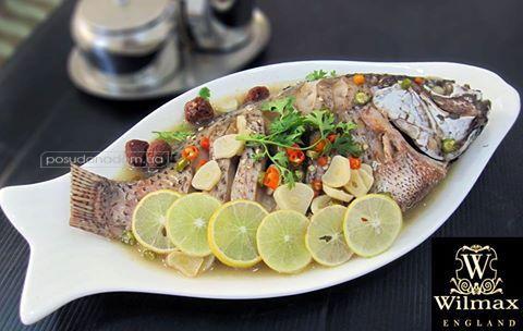 Блюдо для рыбы Wilmax WL-992008 33 см, недорого