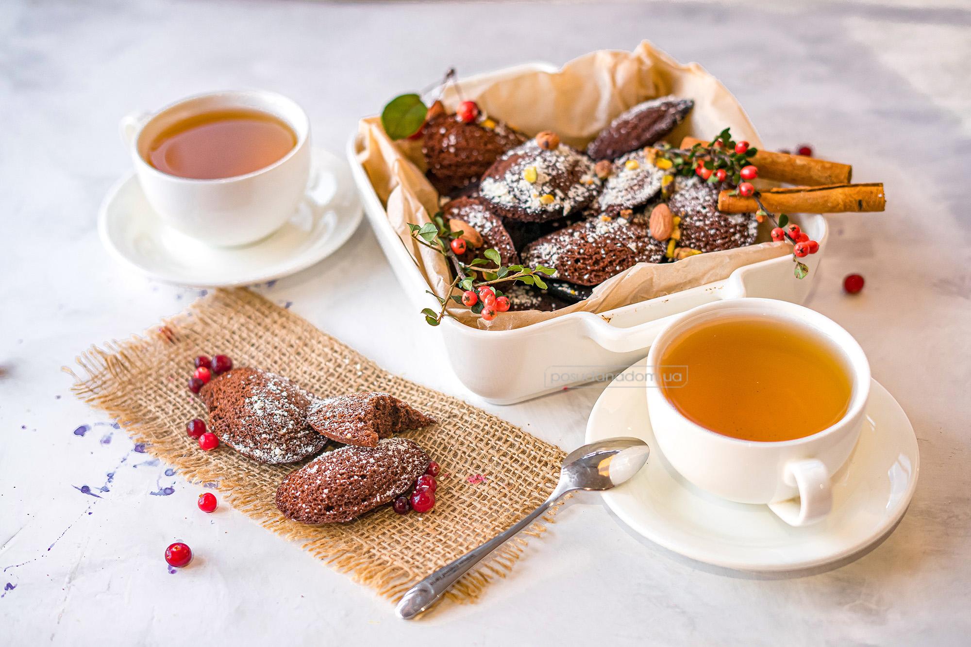 Чашка кофейная с блюдцем Wilmax WL-993002 Olivia 100 мл
