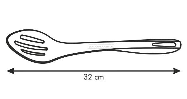 Ложка с отверстиями Tescoma 638118 VIRTUOSO 1 пред., каталог
