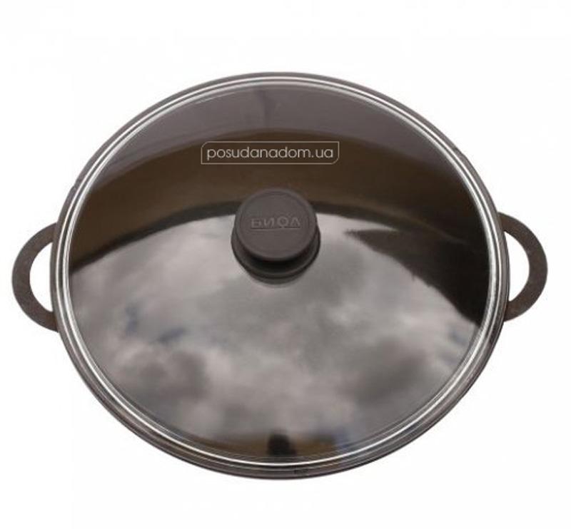Сковорода Wok с крышкой Биол 2803ПС 28 см, каталог