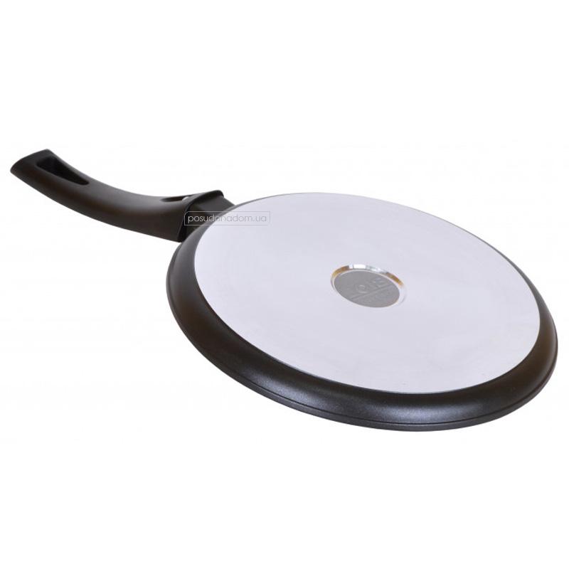 Сковорода блинная Биол 22084П 22 см, цвет