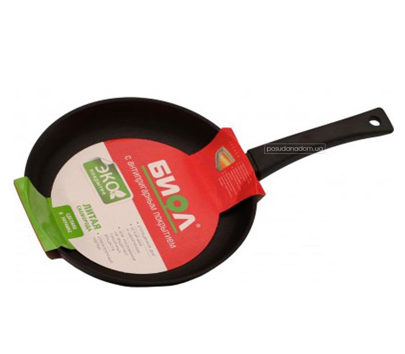 Сковорода Биол 2404П 24 см, недорого