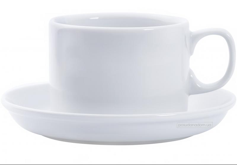 Чашка с блюдцем DPL PN-5057 Tavola 80 мл
