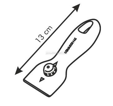 Скребок для стеклокерамических плит Tescoma 420940 PRESTO, каталог