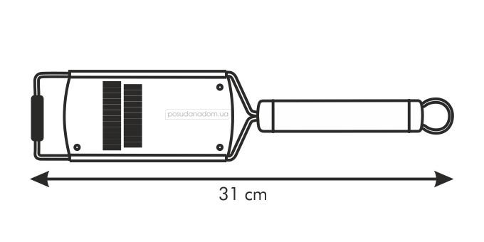 Терка для нарезки соломкой Tescoma 638745 PRESIDENT X-sharp, каталог