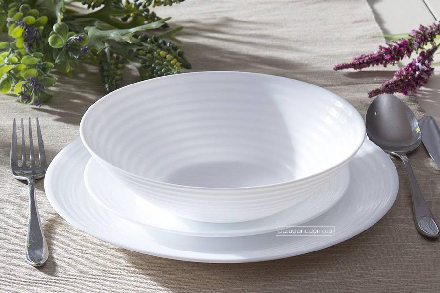 Тарелка суповая Luminarc L2969 Harena 20 см, каталог